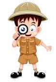 15247776-boy-scout-avec-loupe